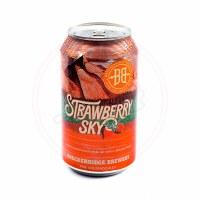 Strawberry Sky - 12oz Can