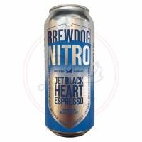 Jet Black Heart Nitro Espresso