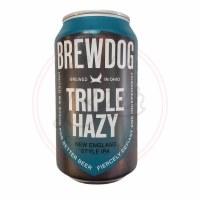 Triple Hazy - 12oz Can