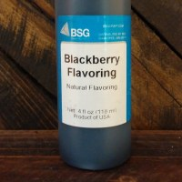 Blackberry Flavoring - 4oz