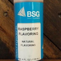 Raspberry Flavoring - 4oz