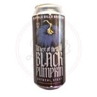 Black Pumpkin - 16oz Can