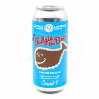 Fudgie The Beer - 16oz Can