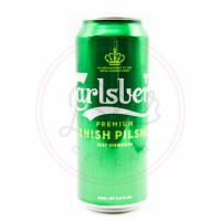 Carlsberg Lager - 500ml Can
