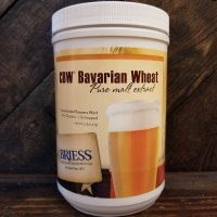 Cbw Bavarian Wheat - 3.3lb