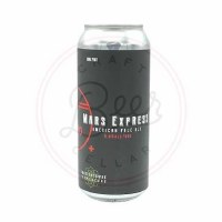 Mars Express - 16oz Can