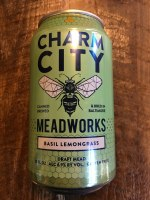 Basil Lemongrass - 12oz Can