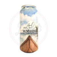 Coastal Sunshine - 16oz Can