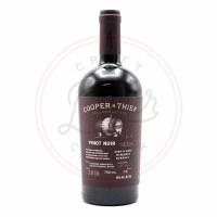 Brandy Barrel Pinot Noir