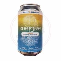 Energize Mango Water - 12oz