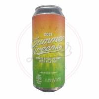 Summer Greens - 16oz Can