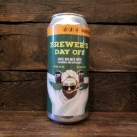 Brewer's Day Off - 16oz Can