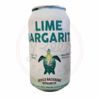 Lime Margarita - 12oz Can