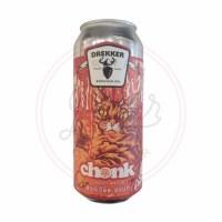 Chonk: Peach Melba - 16oz Can
