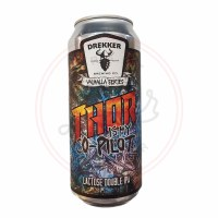 Thor Is My Copilot - 16oz Can