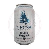 White Ale - 330ml Can