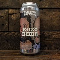 Bozo Beer - 16oz Can