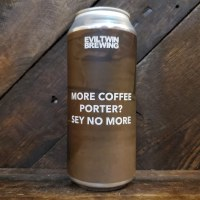 More Coffee Porter - 16oz Can