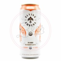 Grapefruit Thyme - 12oz Can