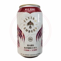 Wild Berry - 12oz Can