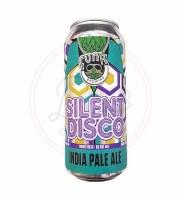 Silent Disco - 16oz Can