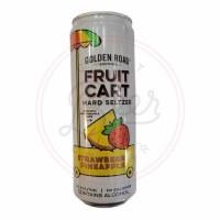 Fruit Cart: Strawberry