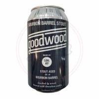 Bourbon Barrel Stout - 12oz