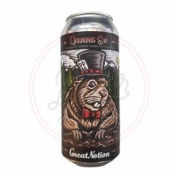 Groundhog Day - 16oz Can