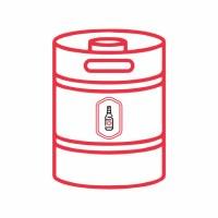 Bud Light - 1/2bbl