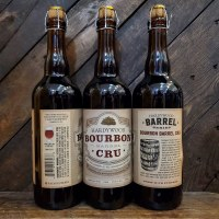 Bourbon Barrel Cru - 750ml