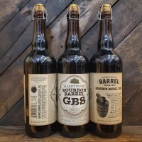 Ba Gingerbread Stout - 750ml