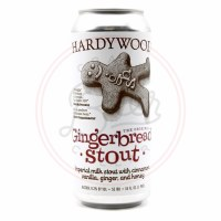 Gingerbread Stout - 16oz Can