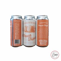 Peach Tripel - 16oz Can