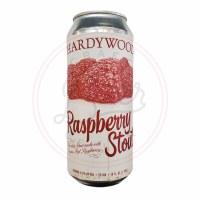 Raspberry Stout - 16oz Can