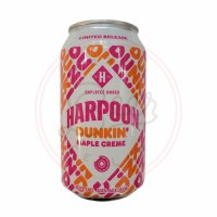 Dunkin Maple Creme - 12oz Can