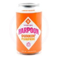 Dunkin Pumpkin - 12oz Can
