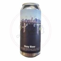 Hazy River - 16oz Can