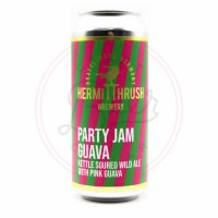 Party Jam Guava - 16oz Can