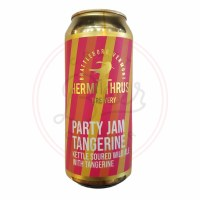 Party Jam Tangerine - 16oz Can