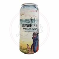 Coastal Sunshine 11 - 16oz Can