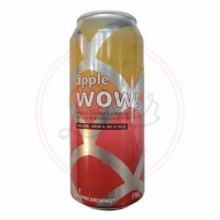 Apple Wow - 16oz Can