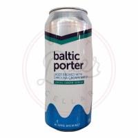 Baltic Porter - 16oz Can