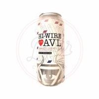 Hi-wire Love Avl -16oz Can