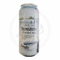 Coastal Sunshine 12 - 16oz Can