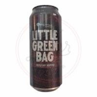 Little Green Bag - 16oz Can