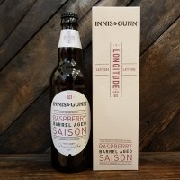 Raspberry Ba Saison - 500ml