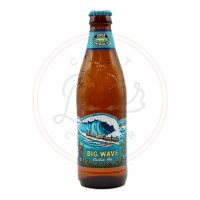 Big Wave Golden Ale - 12oz