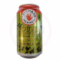 Found Fortune - 12oz Can