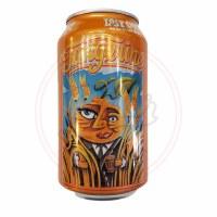 Tangerine Wheat - 12oz Can