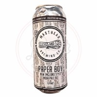 Paper Boy - 16oz Can